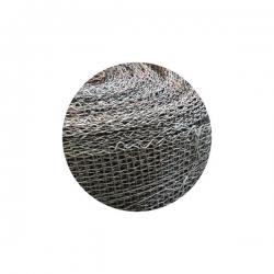 Kovová tkanina bez povrchové úpravy Fe, oko 5x5 mm