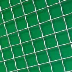 Žebírková tkanina bez povrchové úpravy, oko 40x40 mm, drát 3,1 mm