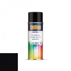 Sprej barva RAL9005, 400 ml
