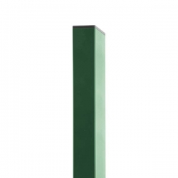 Sloupek poplastovaný 60x40 mm, výška 100 cm