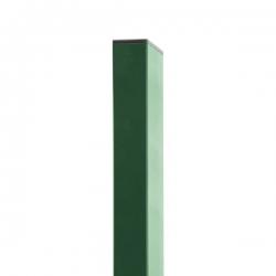 Sloupek poplastovaný 60x40 mm, výška 140 cm