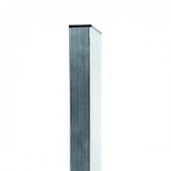 Sloupek pozinkovaný 60x40 mm, výška 100 cm