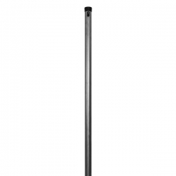 Sloupek pozinkovaný 48 mm, výška 300 cm