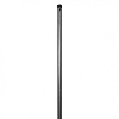 Sloupek pozinkovaný 48 mm, výška 240 cm