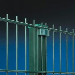 Plotový panel 2D 830x2500 mm, průměr drátu 6/5/6 mm, poplastovaný