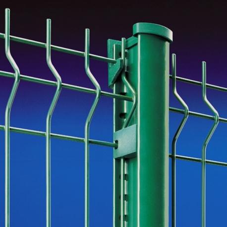 Plotový svařovaný panel 1025x2500 mm, poplastovaný